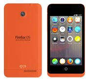 Firefox introduces OS for mobile devices.