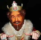 Hackers take over Burger King's Twitter,