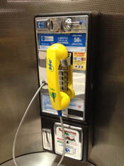 New Yorkers have been asked to design the next pay telephone.