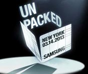 Samsung announces release date for Galaxy S4 phone.