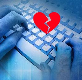 Avoid Valentine's Day scams.
