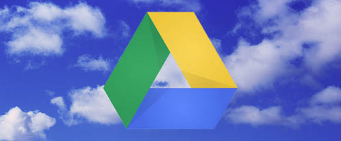 Google Drive file list not loading.