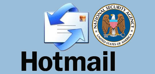 Hotmail allowed for NSA easy access