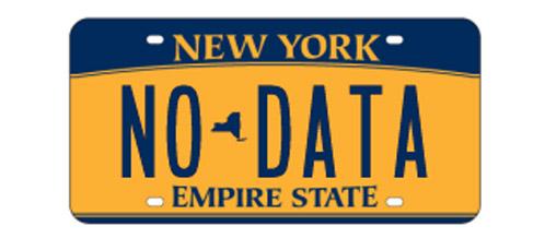 Data in NY DMV down