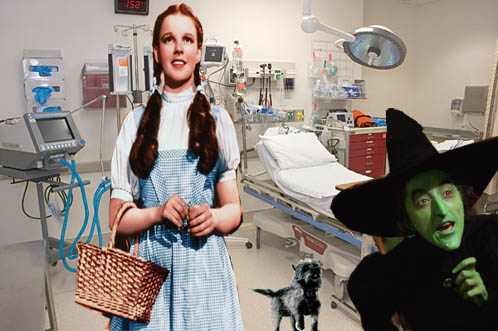 CBS planning on Wizard of Oz-based Medical Drama