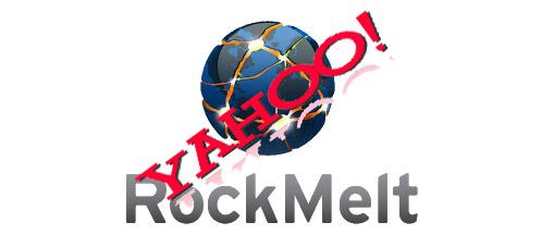 Yahoo buys Rockmelt