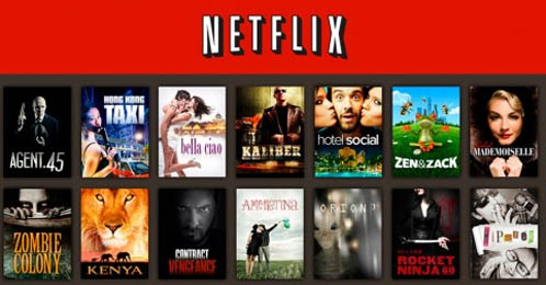 Netflix streaming is down