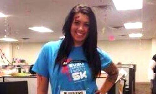 Alicia Ann Lynch Boston Marathon Bombing costume