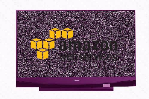 Netflix and Amazon down
