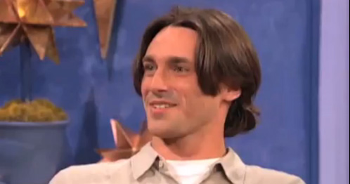 Jon Hamm stars on game show