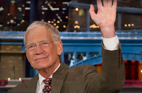 Letterman retirement Twitter