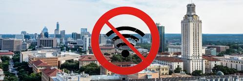UT Austin Wifi Charge